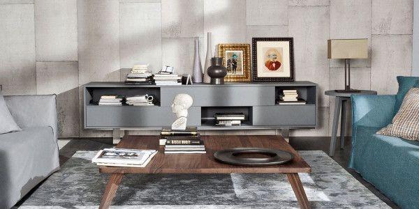 Gervasoni Gray 55 salontafel