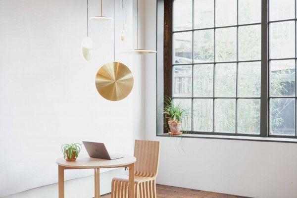 Graypants Dish 10 Vertical hanglamp LED