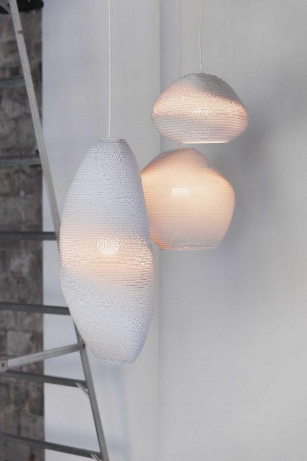 Graypants Pebbles Allyn hanglamp