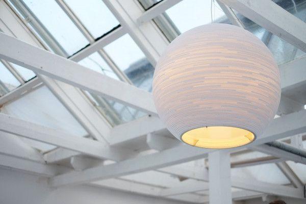 Graypants Sun 32 White hanglamp