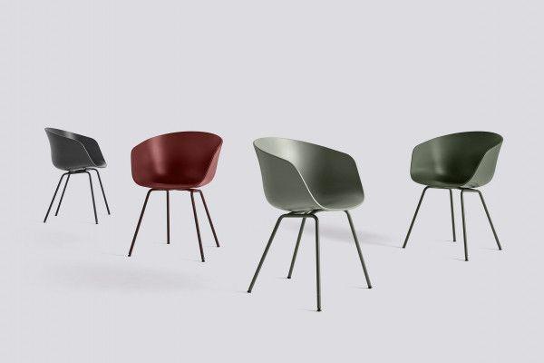 Hay About a Chair AAC26 stoel met vast zitkussen