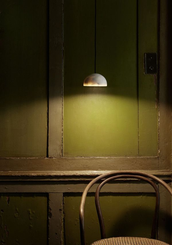 Hay Outlet - Marble hanglamp LED groen