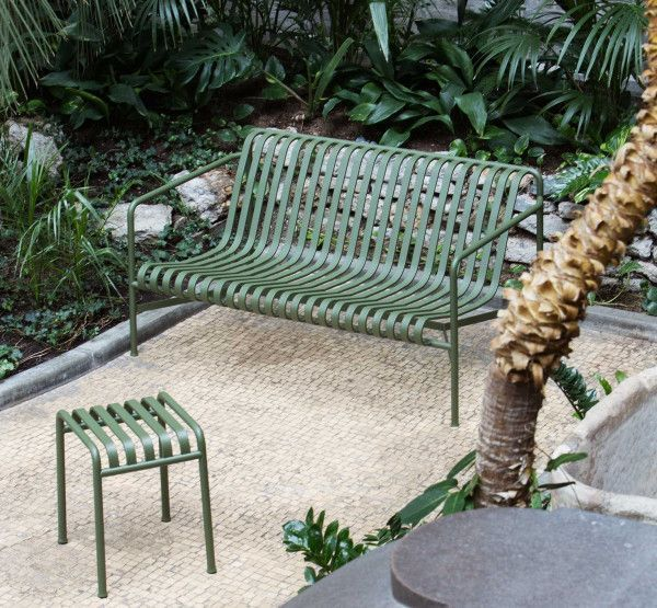 Hay Palissade Lounge tuinbank