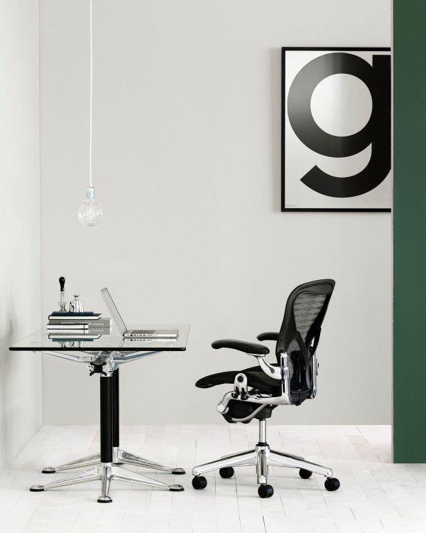 Herman Miller Aeron Chair bureaustoel (remastered)