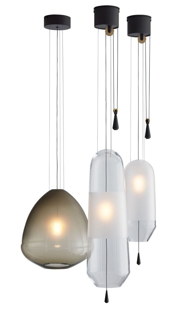 Hollands Licht Limpid Light hanglamp large verstelbaar