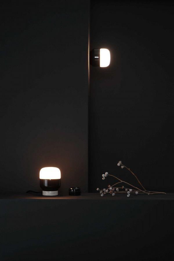 Ifö Electric Ohm 140/170 wand-en plafondlamp LED porselein IP44