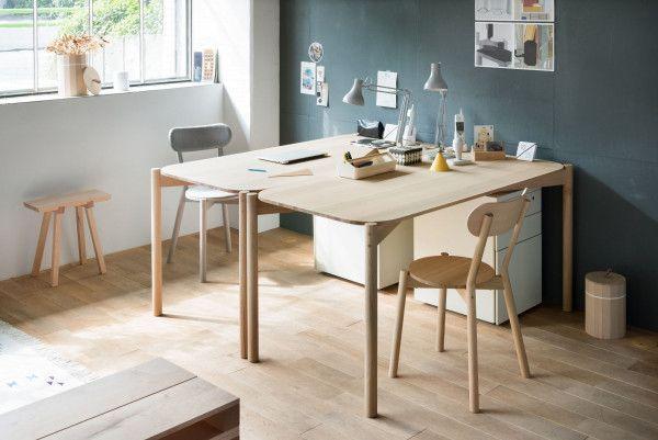 Karimoku New Standard Castor stoel