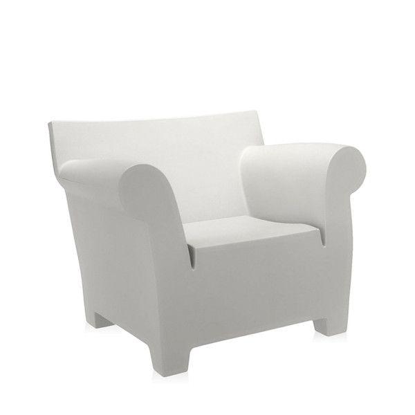 Kartell Bubble Club fauteuil