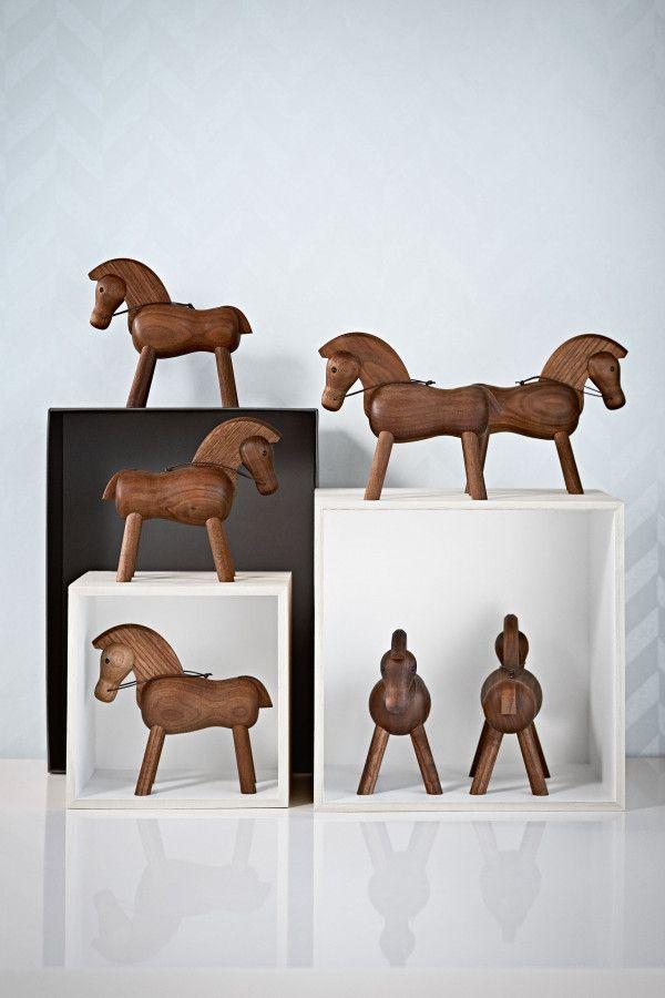 Kay Bojesen Horse speelgoed