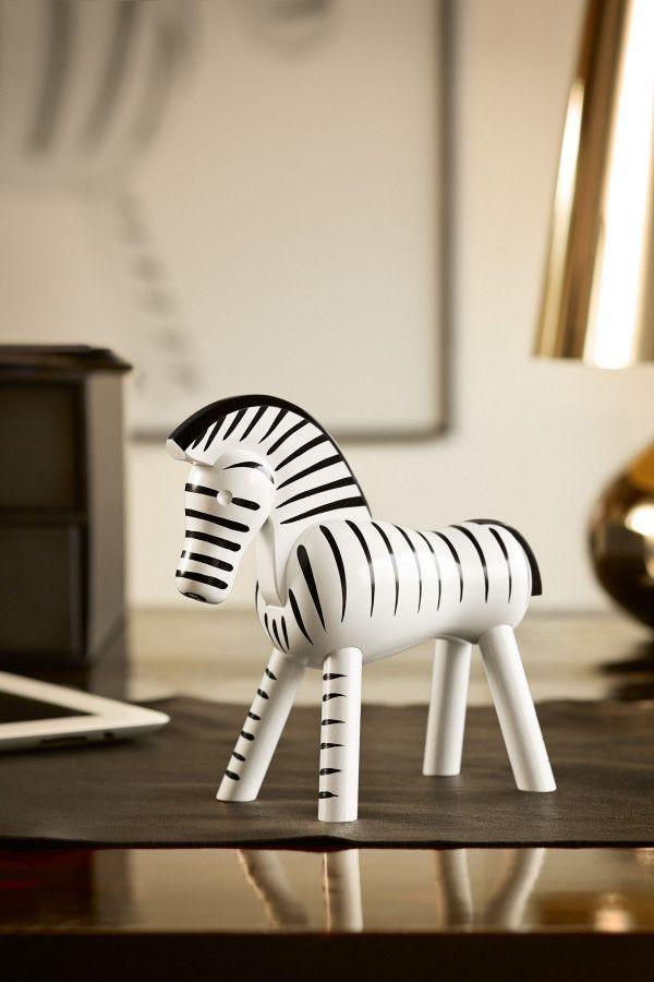 Kay Bojesen Zebra woondecoratie
