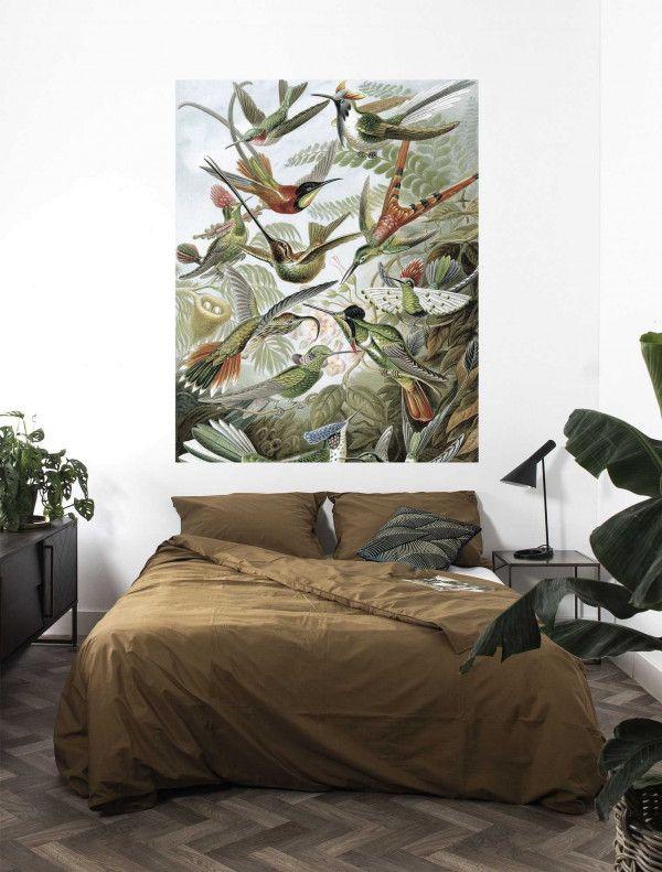KEK Amsterdam Exotic Birds behangpaneel
