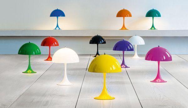Louis Poulsen Panthella Mini tafellamp LED