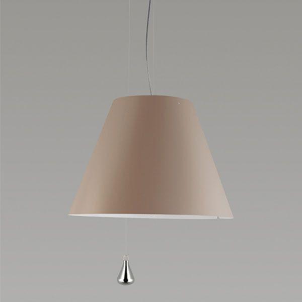 Luceplan Costanza hanglamp up&down