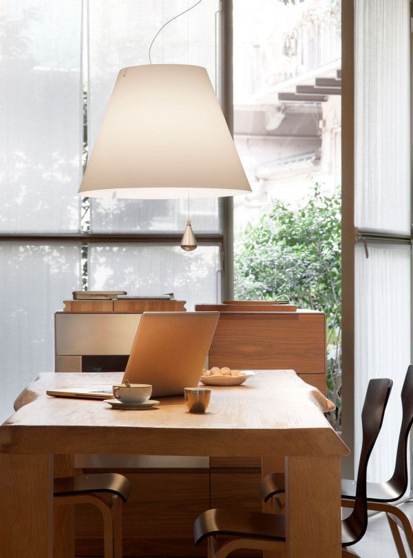Luceplan Lady Costanza hanglamp