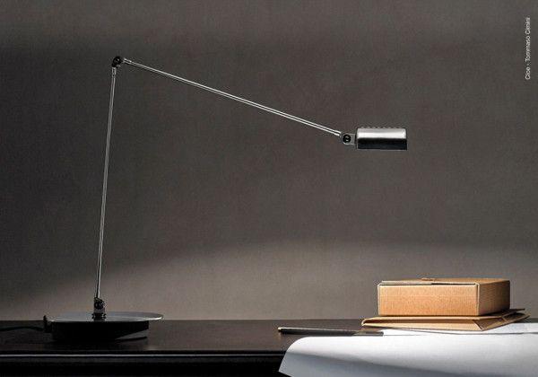 Lumina Cloe bureaulamp halo