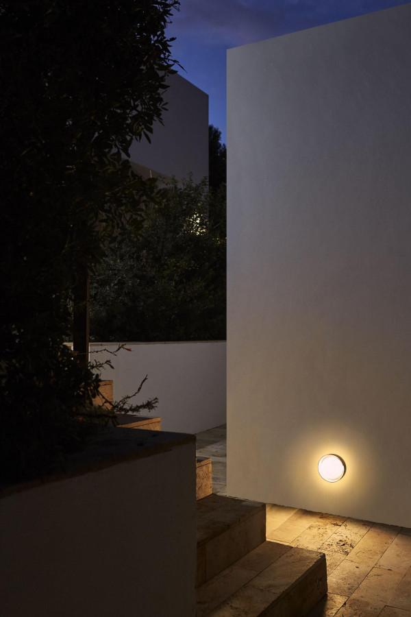 Marset Plaff-On! wandlamp LED IP65 zwart