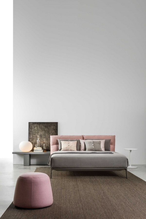 MDF Italia Yale Low bed 180x200