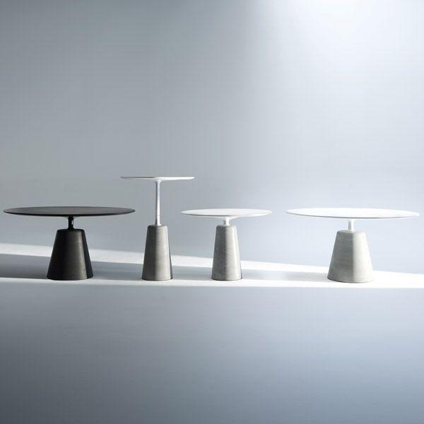 MDF Italia Rock Table tafel 120