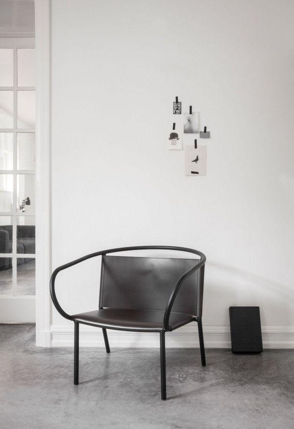 Menu Afteroom Lounge fauteuil