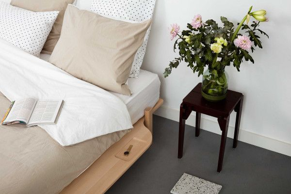 Loof Modest bed type 2, 160x200