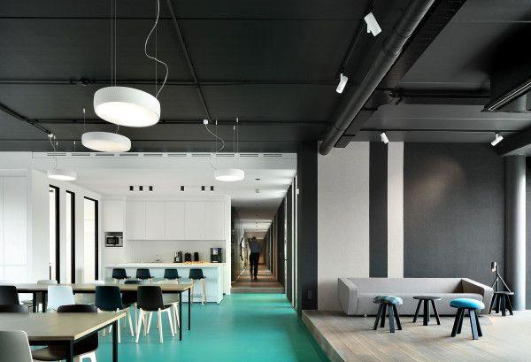 Modular Médard plafondlamp LED
