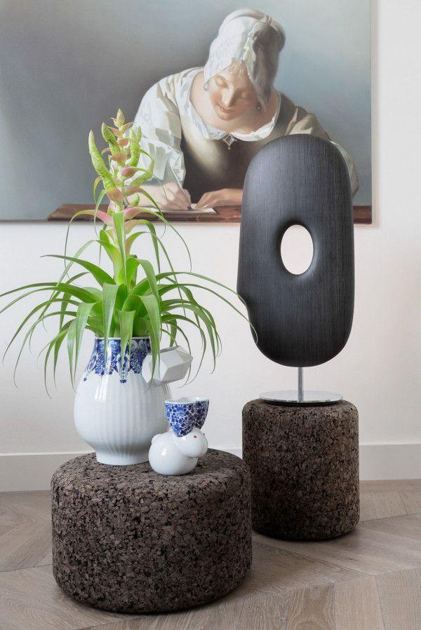 Moooi Delft Blue NO. 9 vaas