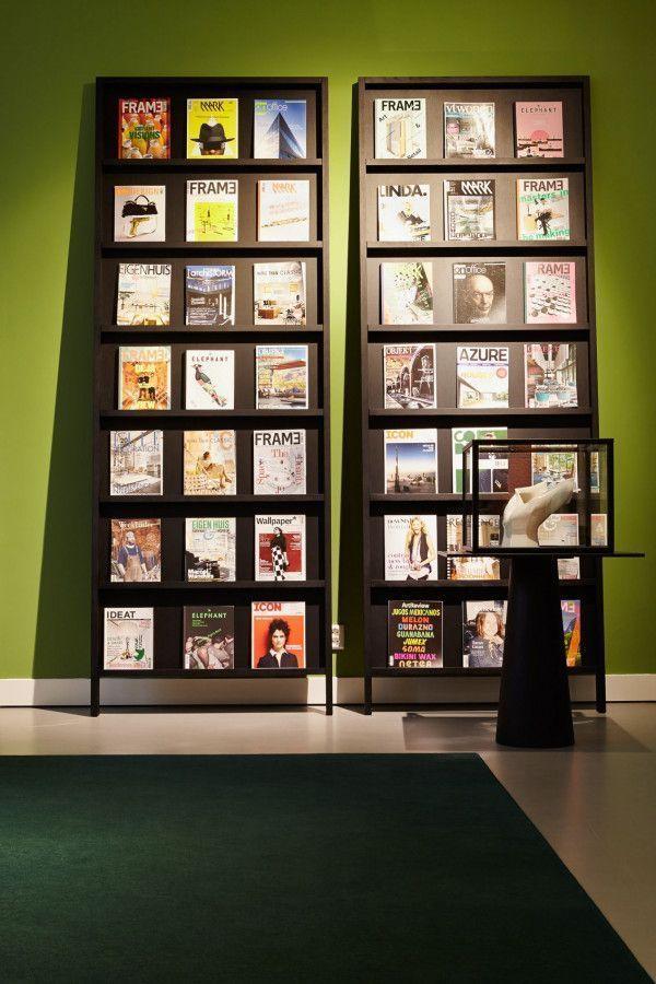 Moooi Oblique boekenkast small