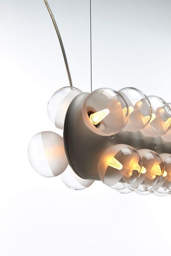 Moooi Prop Light Double Horizontal hanglamp LED