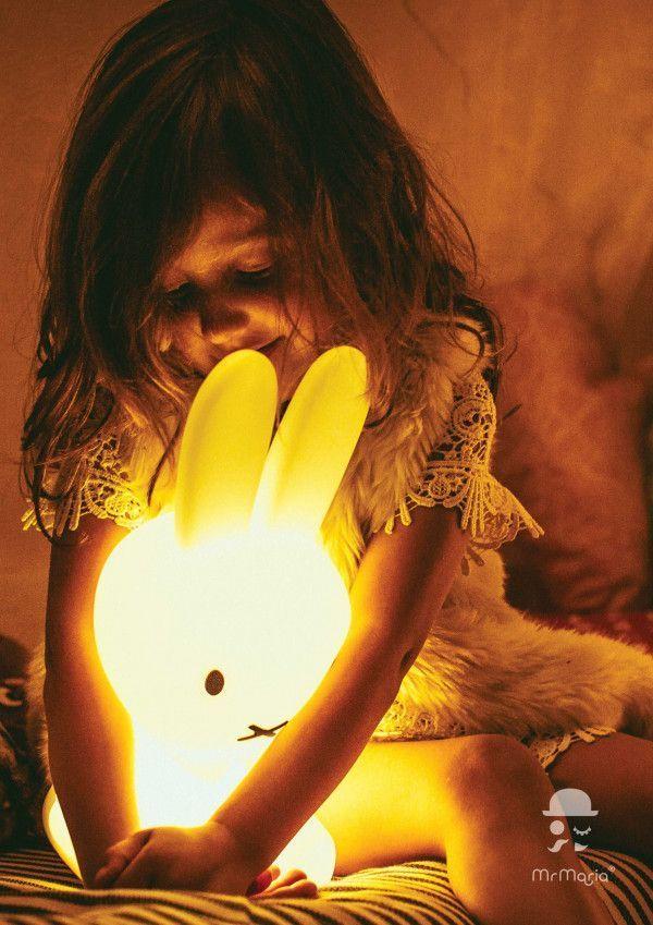 Mr Maria Nijntje eerste licht nachtlamp