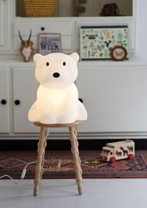 Mr Maria Nanuk tafellamp
