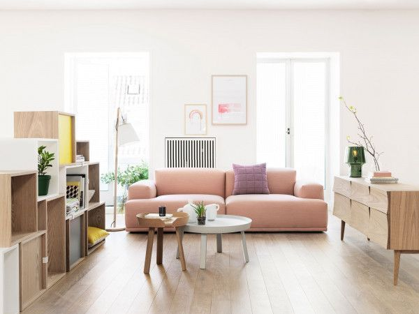 Muuto Connect bank driezitter