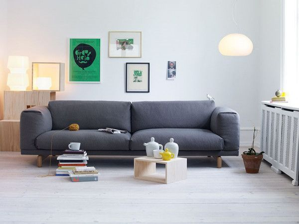Muuto Rest bank driezitter