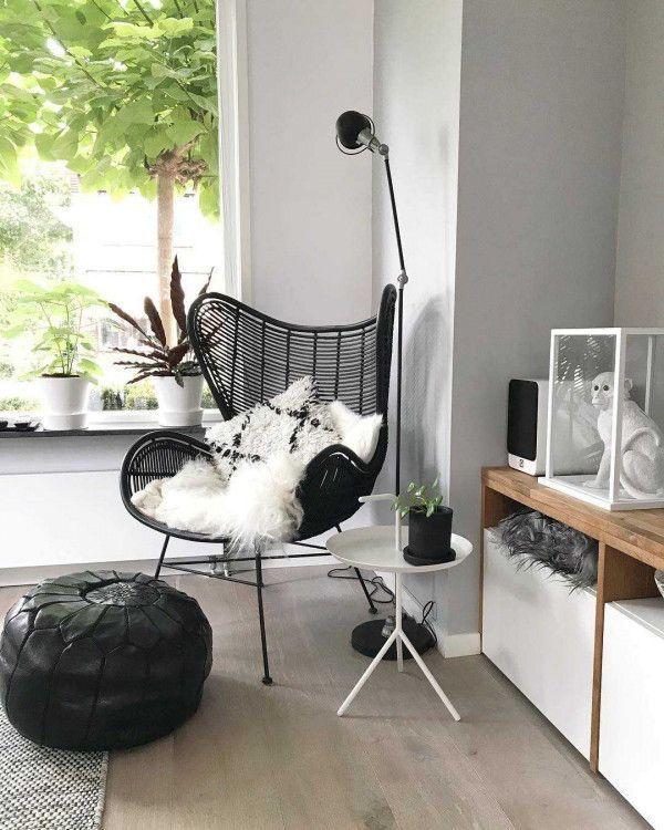 Hk Living Egg Chair.Hkliving Rattan Egg Fauteuil Flinders Verzendt Gratis