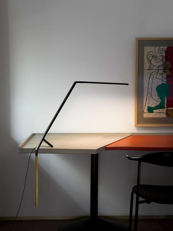 Nemo Bird tafellamp LED met sensor