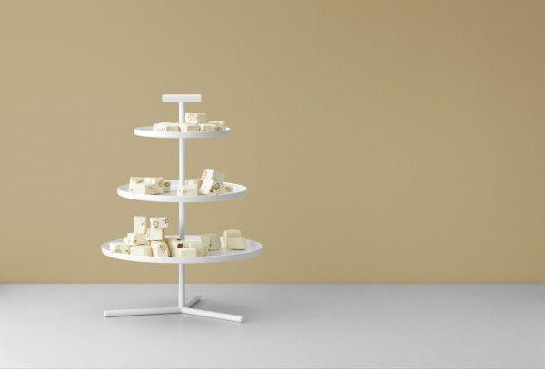 Normann Copenhagen Glaze Cake etagere dienblad