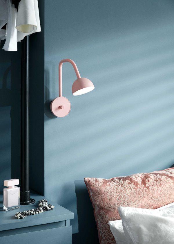 Northern Blush wandlamp LED