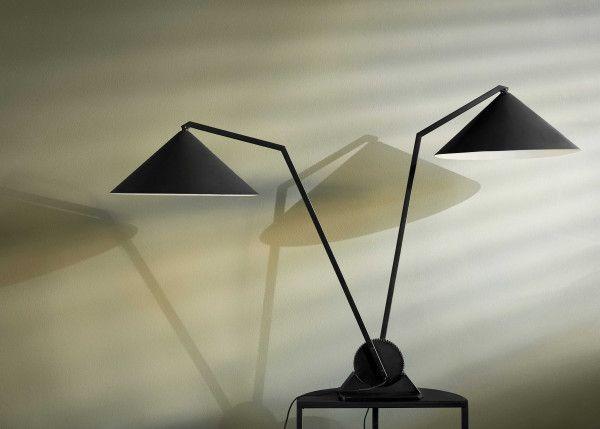Northern Gear double tafellamp