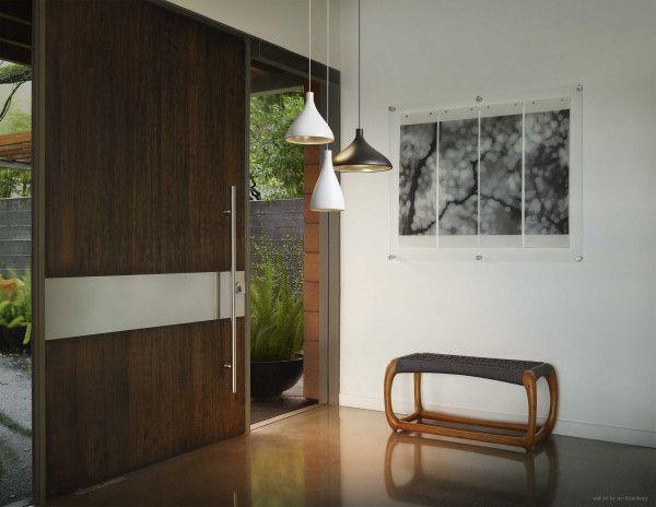 Pablo Swell Single Medium hanglamp LED