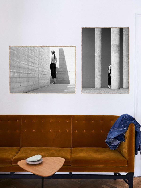 Paper Collective JH02 poster incl. eiken lijst 50x70