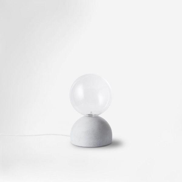 Petite Friture Cast tafellamp met schakelaar