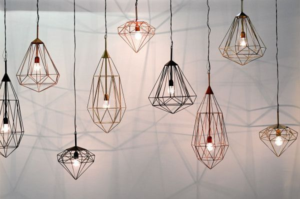 Pols Potten Diamond hanglamp large