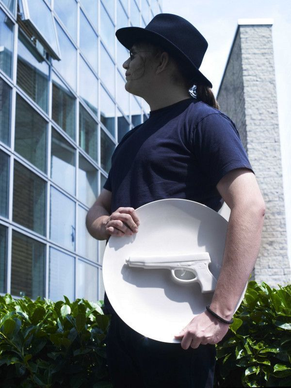 Pols Potten Gun plate woondecoratie