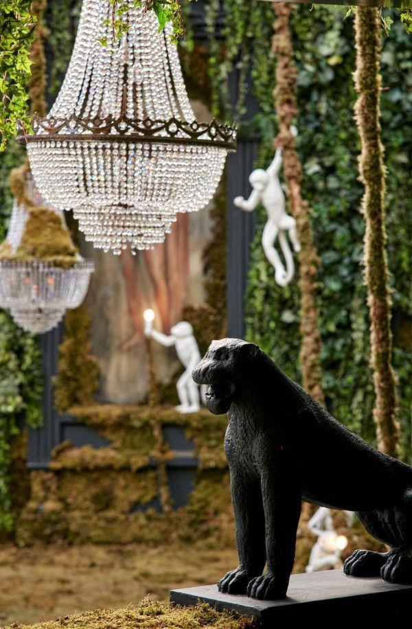 Seletti Monkey hanglamp