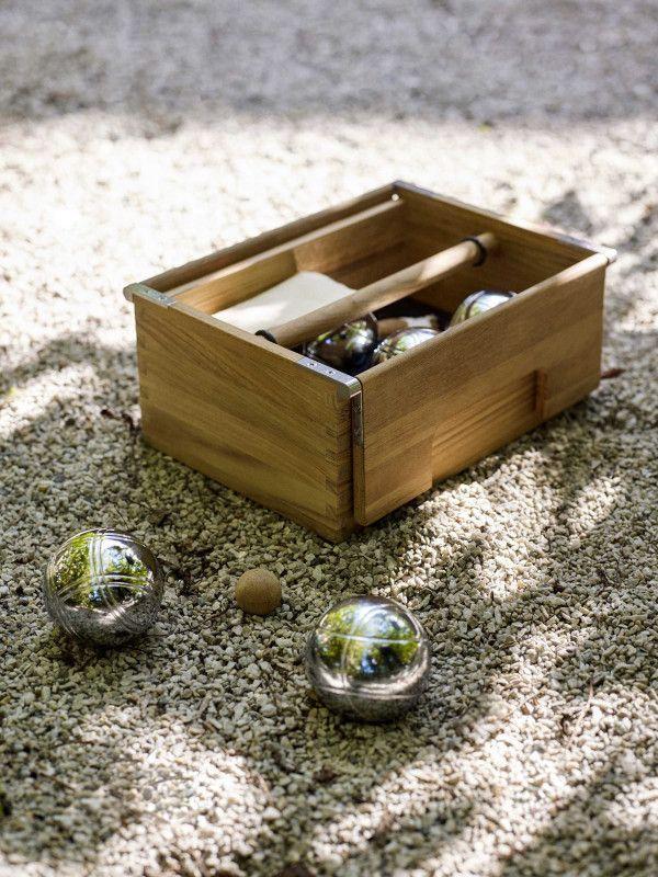 Skagerak Akiko petanque set speelgoed