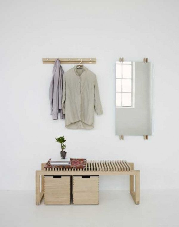 Skagerak Cutter Coat Rack kapstok small