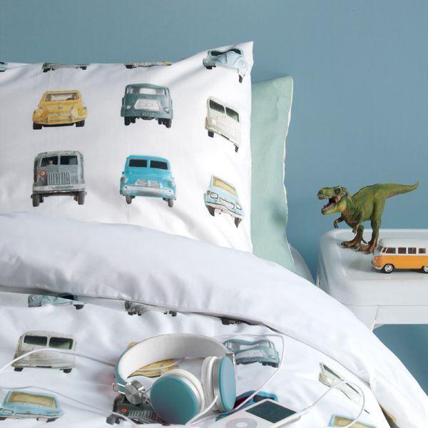 Studio Ditte Auto dekbedovertrek 120x150