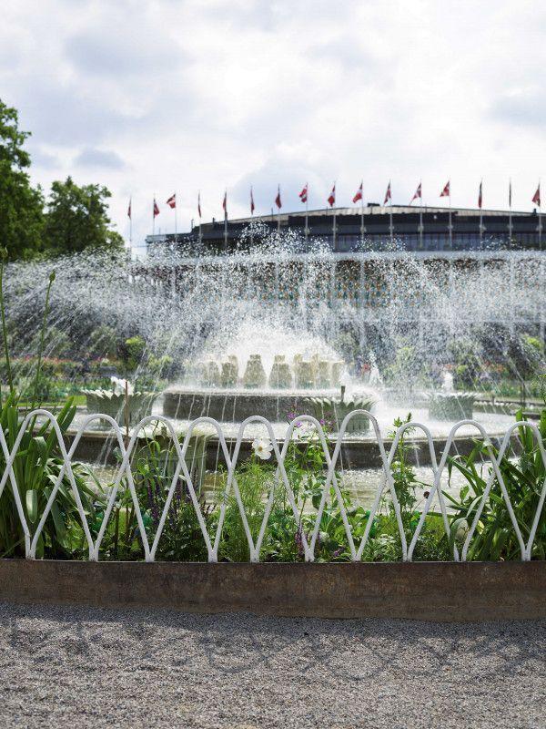 Tivoli Fountain dienblad 30