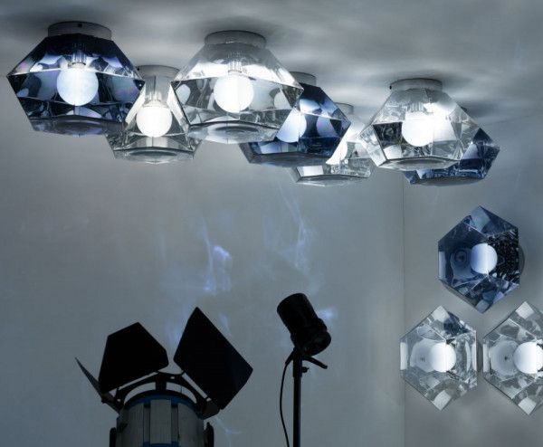 Tom Dixon Cut wandlamp