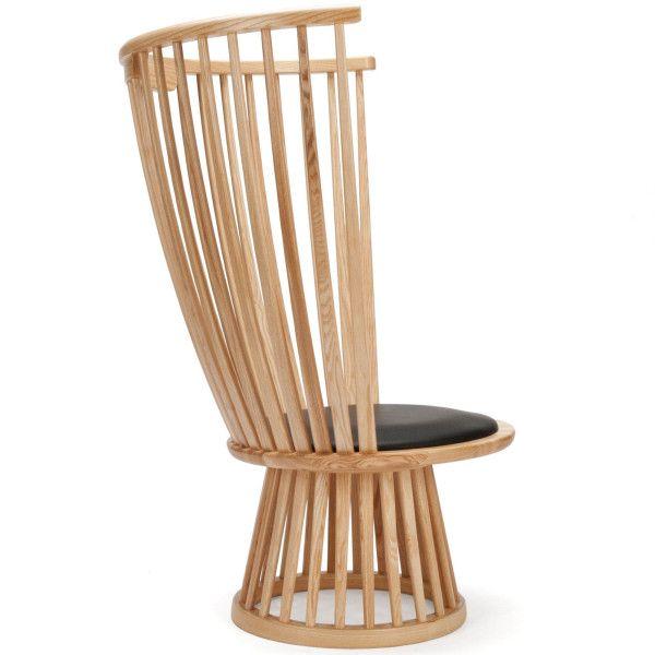 Tom Dixon Fan Chair stoel