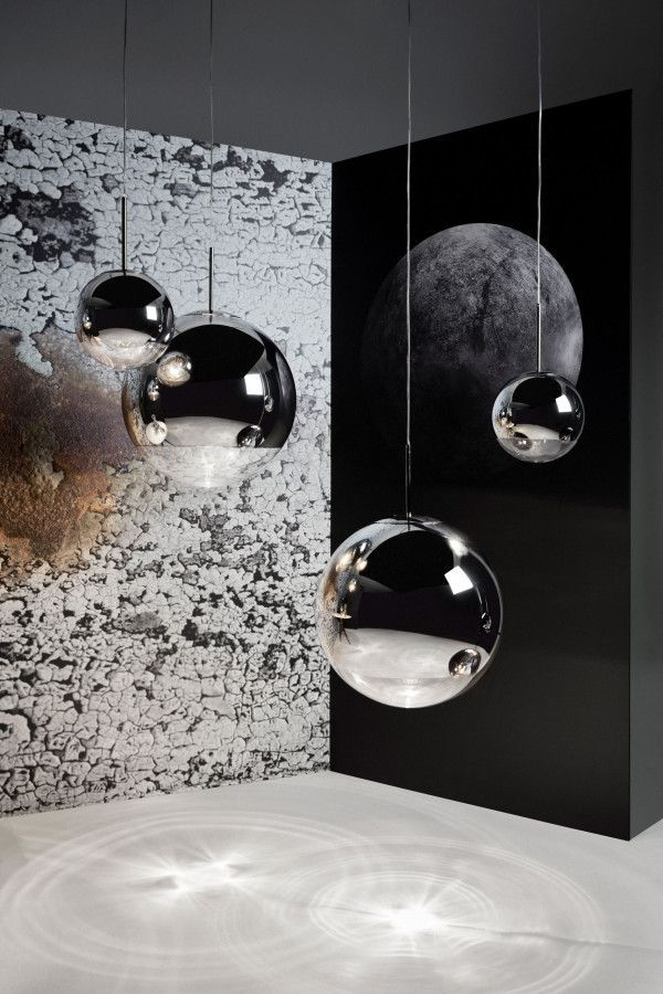 Tom Dixon Mirror ball hanglamp 40
